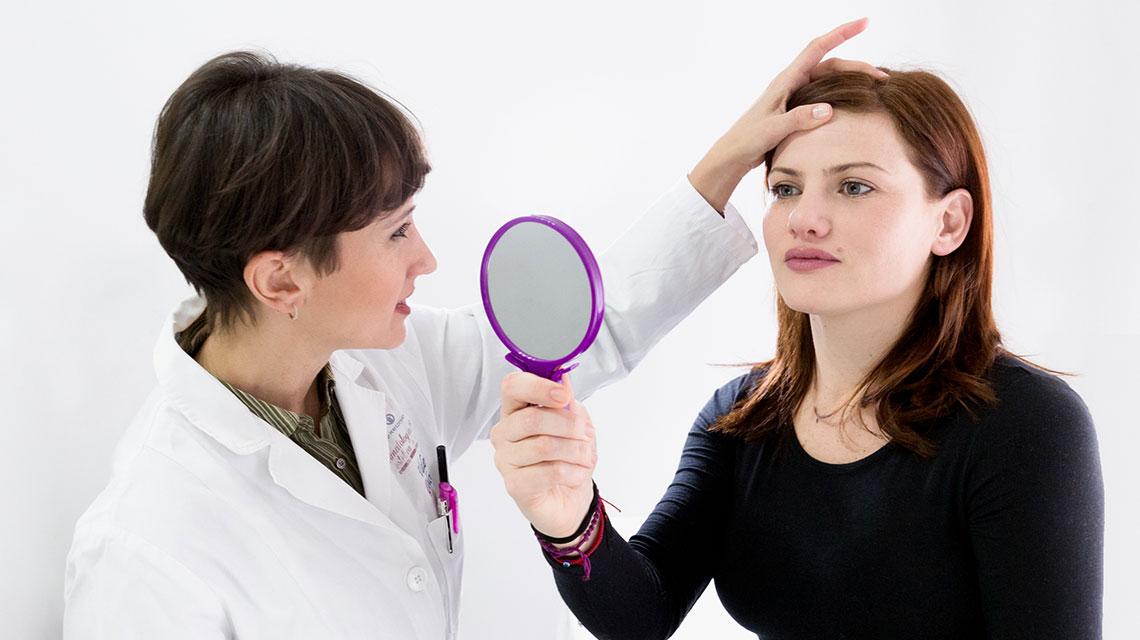 Dermatologia estetica Dottoressa Valeria Colonna