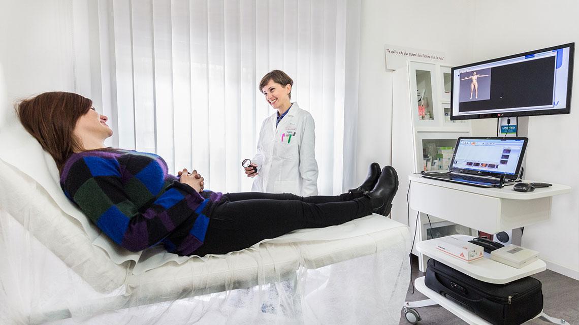 Visita dermatologica Studio Dottoressa Valeria Colonna